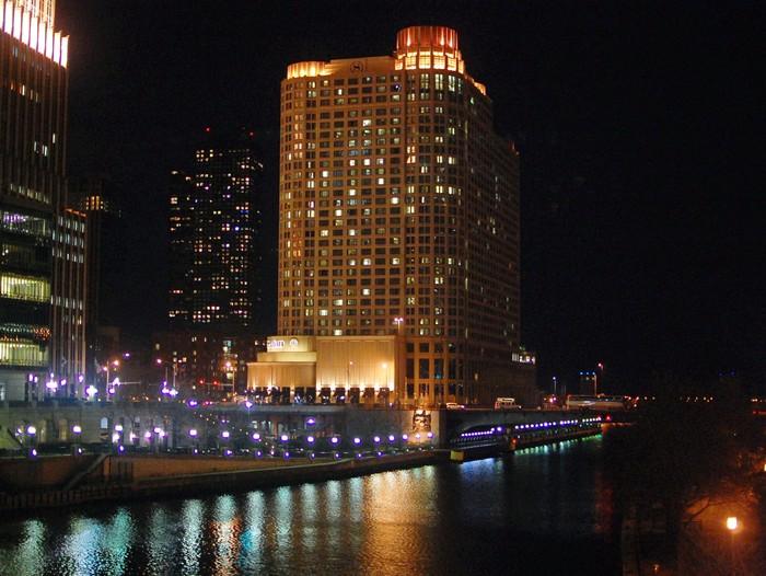 Фото: Вид на набережную с моста