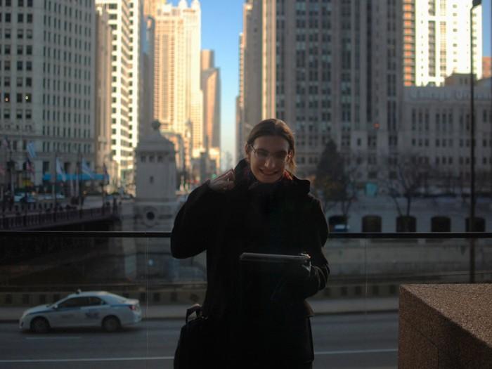 Фото: В Чикаго